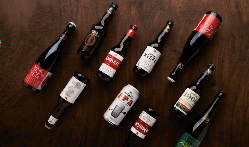 AMBAR, la más premiada en los World Beer Challenge 2019